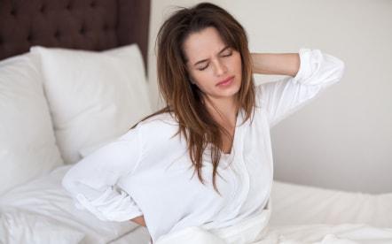 Nekpijn Na Het Slapen Oorzaken En Tips Dorsoo