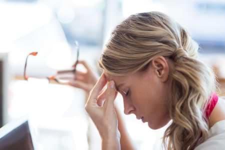 Dorsoo blog nekpijn door stress hoofdpijn