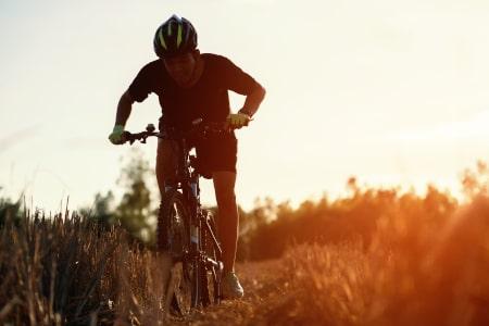 Dorsoo blog sporten voor het slapen fietsen