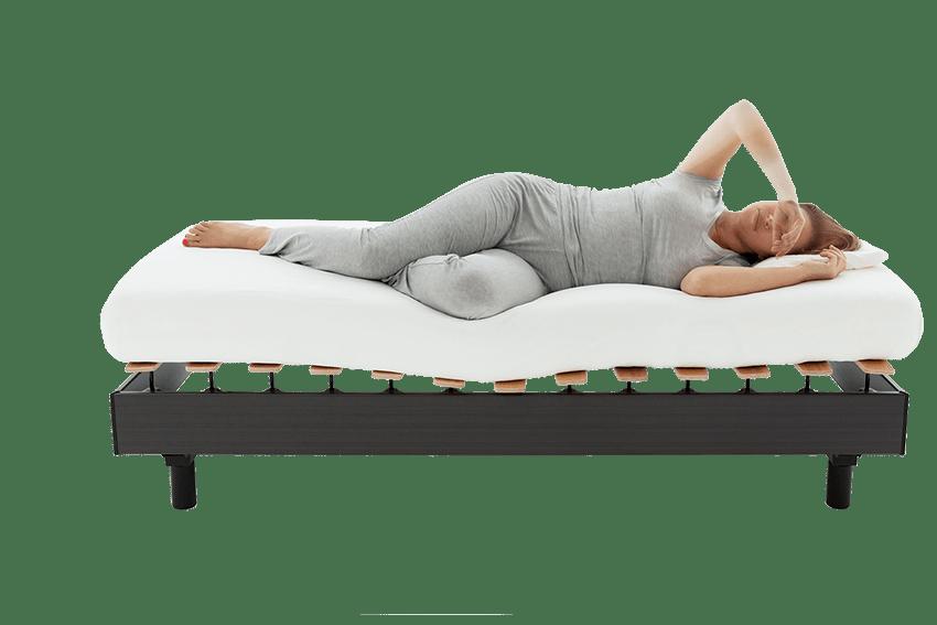 Lattenbodem en matras tegen rugpijn dorsoo active