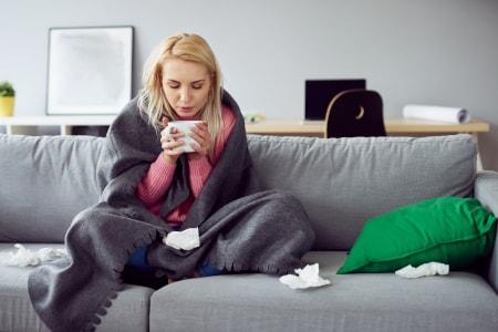 Dorsoo blog belang van slaap bij griep