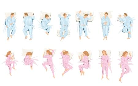 Dorsoo blog ergonomisch slapen slaaphoudingen