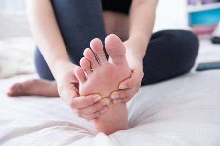 Dorsoo blog koude voeten in bed voetmassage