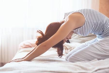 Dorsoo blog slecht slapen en stress tips bedyoga