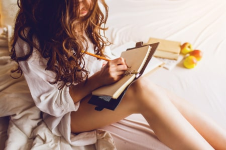 Dorsoo blog slecht slapen en stress tips dagboek