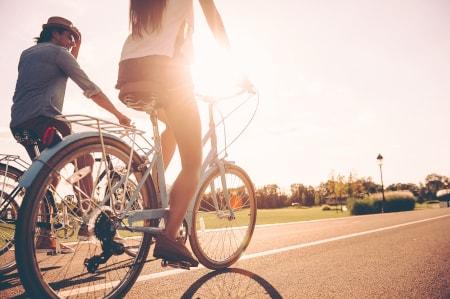 Dorsoo blog sporten rugpijn fietsen