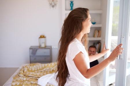 Dorsoo blog tips goed slapen koude winternachten open raam