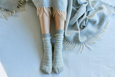 Dorsoo blog tips goed slapen koude winternachten koude voeten