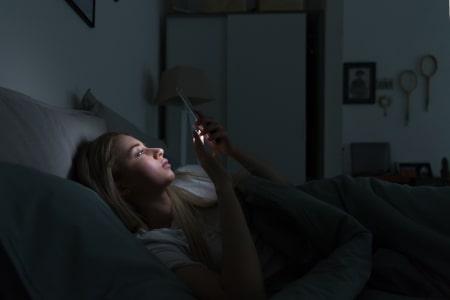 Dorsoo blog tips snel in slaap vallen scherm