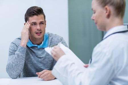 chronische pijn diagnose arts