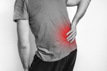 ziekte van bechterew symptomen rugpijn