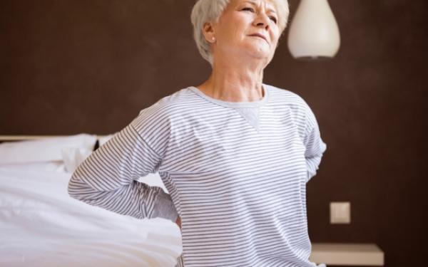 lage rugpijn overgang